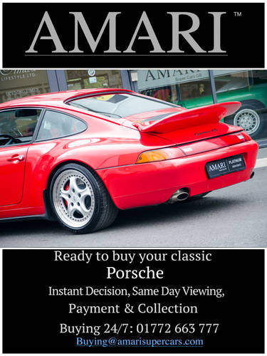 Wanted: All Porsche's (Modern and Classic) Wanted (picture 2 of 3)