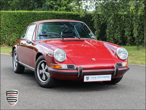 1970 Porsche 911 2.2E RHD WANTED URGENTLY Wanted (picture 1 of 6)