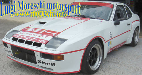 1981 Porsche 924 Carrera GT Le Mans Gr4 For Sale (picture 1 of 6)
