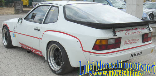 1981 Porsche 924 Carrera GT Le Mans Gr4 For Sale (picture 4 of 6)