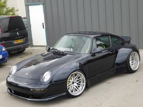 1995 Porsche 911 CLASSIC 3.6 Carrera 2dr 993 FULL VAD CONVERSION For Sale (picture 1 of 6)