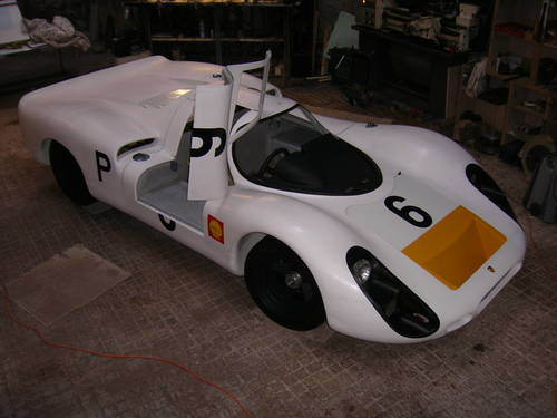 1968  PORSCHE 908 K Recreation For Sale (picture 1 of 6)
