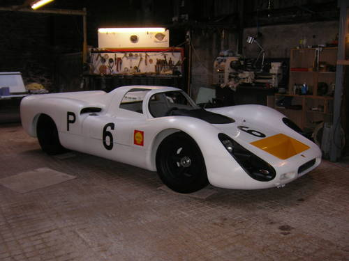 1968  PORSCHE 908 K Recreation For Sale (picture 2 of 6)