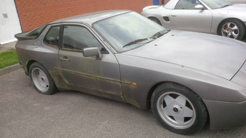 1985 Porsche 944 Turbo series 1 lhd non sunroof For Sale (picture 1 of 4)