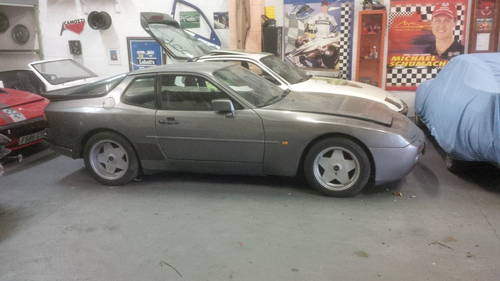 1985 Porsche 944 Turbo series 1 lhd non sunroof For Sale (picture 4 of 4)