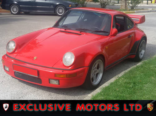 1984 Porsche 911 Turbo 3.3 RUF For Sale (picture 1 of 6)