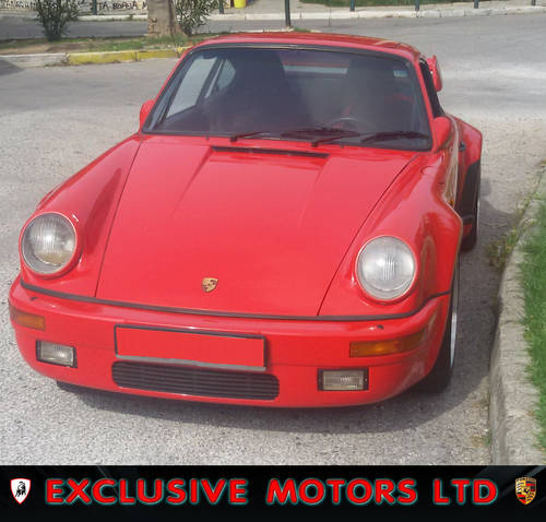 1984 Porsche 911 Turbo 3.3 RUF For Sale (picture 2 of 6)
