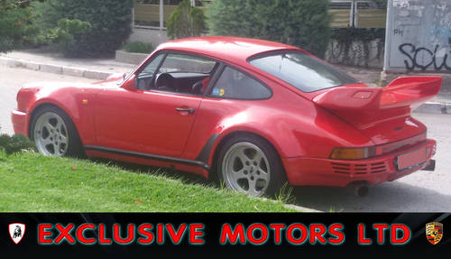 1984 Porsche 911 Turbo 3.3 RUF For Sale (picture 3 of 6)