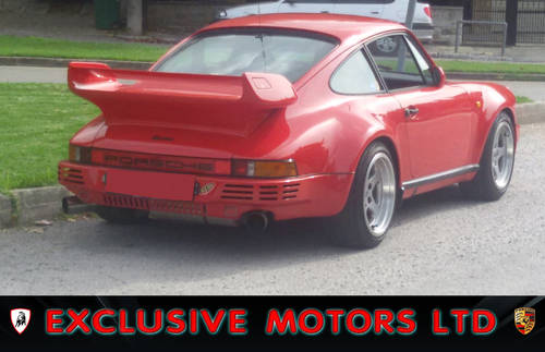 1984 Porsche 911 Turbo 3.3 RUF For Sale (picture 4 of 6)