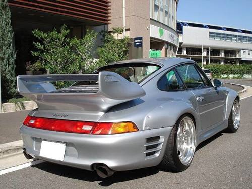 1996 993 GT2 RSR EVOCATION 308BHP 285lbft VARIORAM PERF RE-MAP  For Sale (picture 1 of 6)