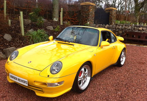 1994 Porsche 911-993 amazing car SOLD (picture 1 of 6)