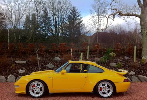 1994 Porsche 911-993 amazing car SOLD (picture 5 of 6)