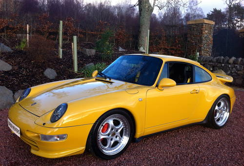 1994 Porsche 911-993 amazing car SOLD (picture 6 of 6)