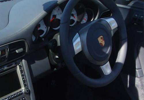 Porsche 911 (977) Carrera Cabriolet For Hire (picture 4 of 4)