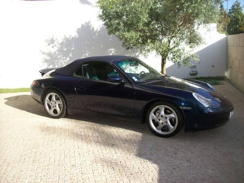 1999 Porsche 911 carrera 4s For Sale (picture 1 of 6)