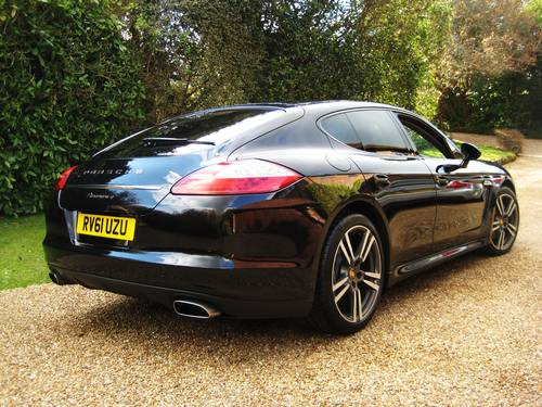 2011 Porsche Panamera 3.6 V6 PDK 4 S With £10k Of Optional Extras For Sale (picture 6 of 6)