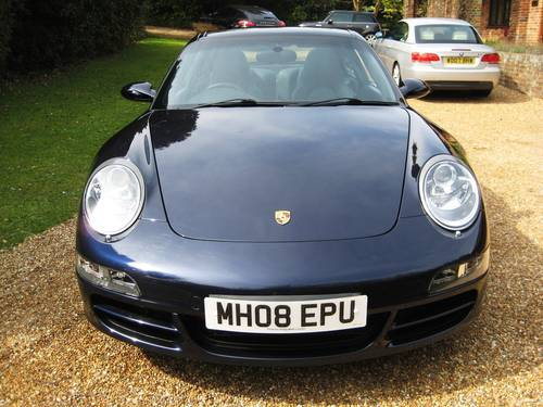 2008 Porsche 911 (997) 3.8 Targa 4 S Tiptronic S With Only 40k For Sale (picture 6 of 6)