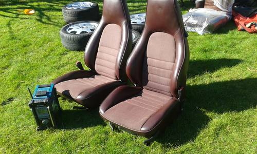 1990 Porsche 944/968 seats For Sale (picture 2 of 6)