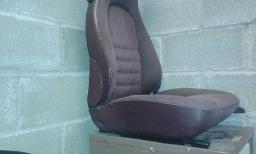 1990 Porsche 944/968 seats For Sale (picture 3 of 6)