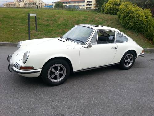 Porsche 911 E 2.2 Nov 1969 For Sale (picture 1 of 6)