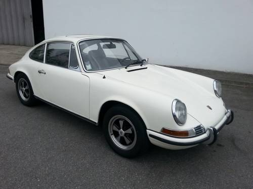 Porsche 911 E 2.2 Nov 1969 For Sale (picture 2 of 6)