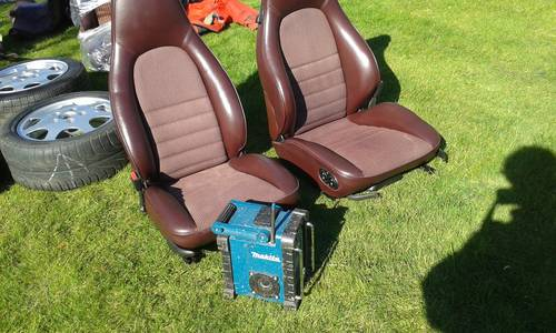 1990 Porsche 944/968 seats For Sale (picture 1 of 6)