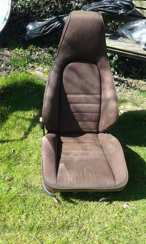 1990 Porsche 944/968 seats For Sale (picture 5 of 6)