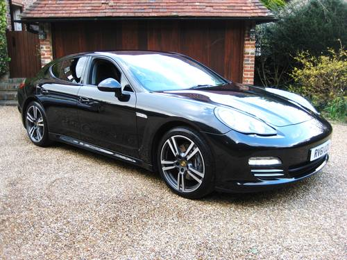 2011 Porsche Panamera 3.6 V6 PDK 4 S With £10k Of Optional Extras For Sale (picture 5 of 6)