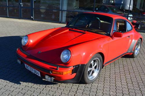 1978 Porsche 911 3,3 Turbo Coupé  SOLD (picture 1 of 6)