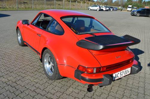 1978 Porsche 911 3,3 Turbo Coupé  SOLD (picture 3 of 6)