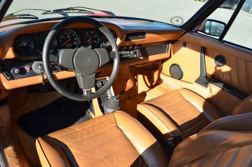 1978 Porsche 911 3,3 Turbo Coupé  SOLD (picture 5 of 6)