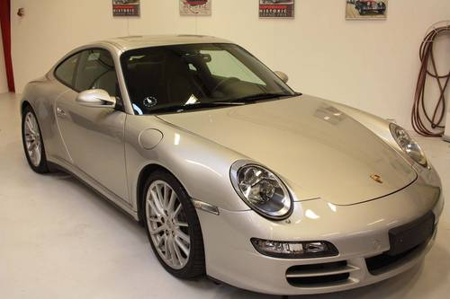 2007 Porsche 911 Carrera 4S For Sale (picture 1 of 6)