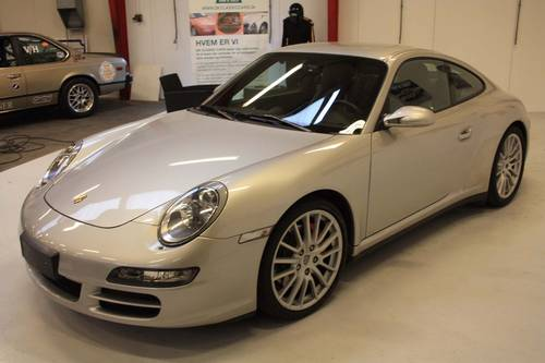 2007 Porsche 911 Carrera 4S For Sale (picture 3 of 6)