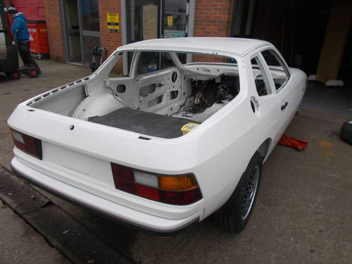 1982 Porsche 924 turbo series 2 177bhp For Sale (picture 1 of 6)