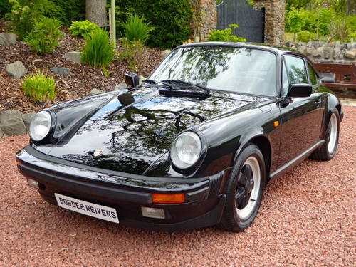 1987 Porsche 911 Coupe. Fantastic condition SOLD (picture 1 of 6)