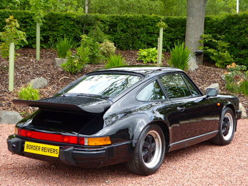1987 Porsche 911 Coupe. Fantastic condition SOLD (picture 2 of 6)