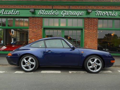 1994 Porsche 911(993) C2 Coupe Manual  For Sale (picture 1 of 6)