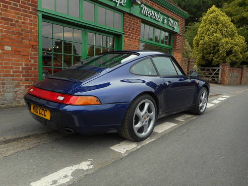 1994 Porsche 911(993) C2 Coupe Manual  For Sale (picture 3 of 6)