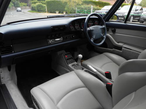 1994 Porsche 911(993) C2 Coupe Manual  For Sale (picture 5 of 6)