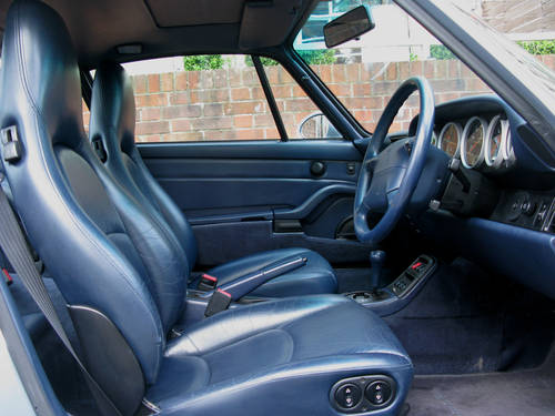 1995-PORSCHE 911 (993) CARRERA COUPE TIPTRONIC  For Sale (picture 6 of 6)