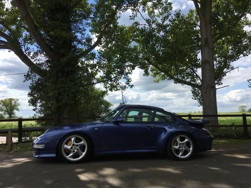 1995 PORSCHE 911 (993) TURBO (FACTORY S SPEC) For Sale (picture 1 of 6)