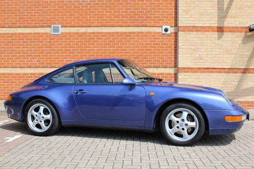 Porsche 911 993 Carrera 2 1997 (R) *SOLD* For Sale (picture 1 of 5)
