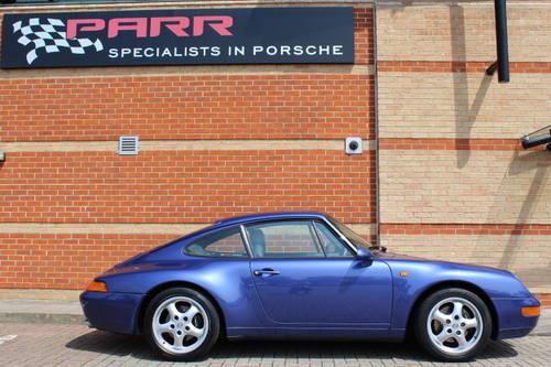 Porsche 911 993 Carrera 2 1997 (R) *SOLD* For Sale (picture 2 of 5)