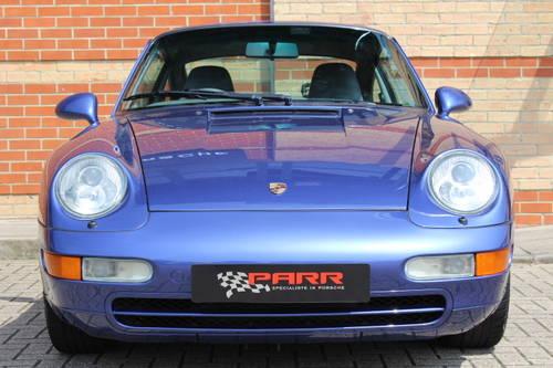 Porsche 911 993 Carrera 2 1997 (R) *SOLD* For Sale (picture 3 of 5)