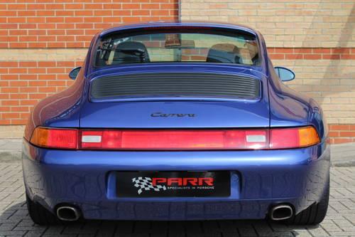 Porsche 911 993 Carrera 2 1997 (R) *SOLD* For Sale (picture 4 of 5)