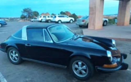 1973 Porsche 911T Targa For Sale (picture 1 of 4)