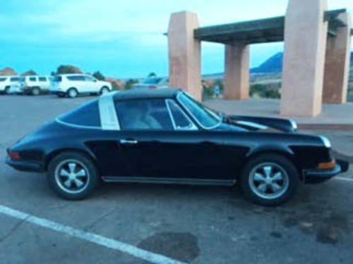 1973 Porsche 911T Targa For Sale (picture 2 of 4)