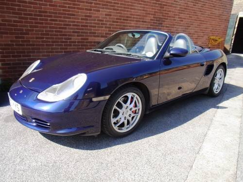 2003 Porsche Boxter 3.2 S  For Sale (picture 1 of 6)