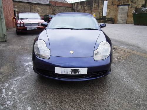 2003 Porsche Boxter 3.2 S  For Sale (picture 5 of 6)