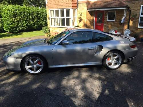 2003 Porsche 996 Turbo Manual For Sale (picture 1 of 6)